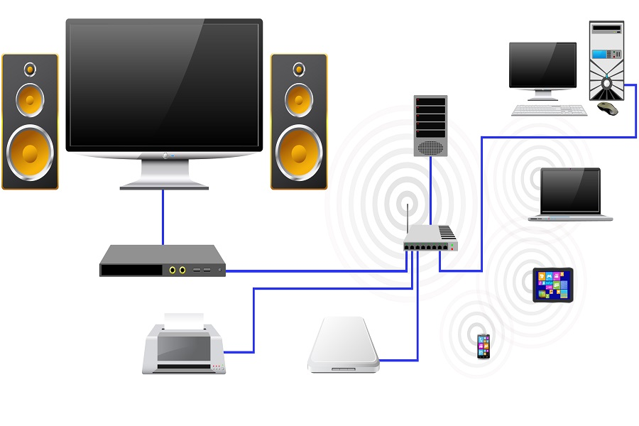 What is the Difference Between Wi-Fi, Bluetooth, and Z-Wave?