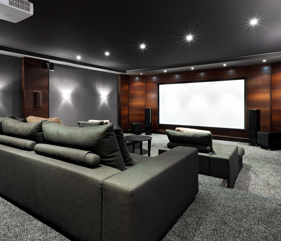 4 Must-Have Components of a Custom Home Theater